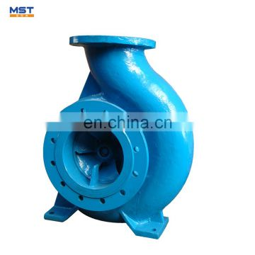 Closed type impeller centrifugal water pump 12m head