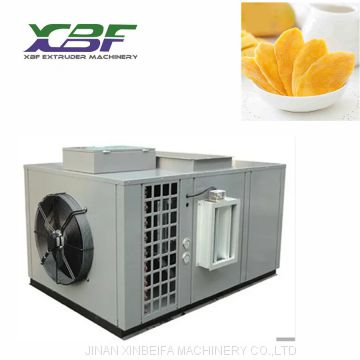 Air Source Heat Pump Dryer Energy Saving Drying Machine For Mango