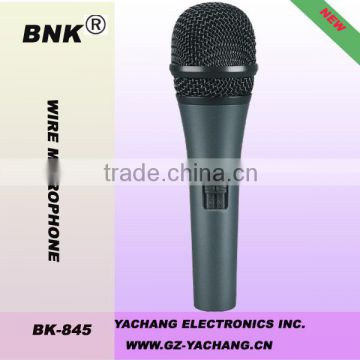 New 2014 high quanlity dynamic microphone
