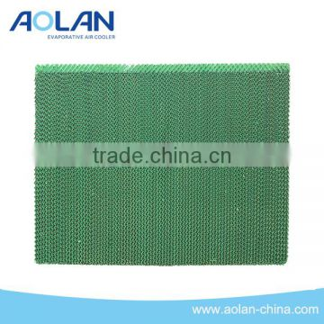 Aolan manufacturer air cooling pad for poultry farm / evaporative cooling cellulose pad cooler