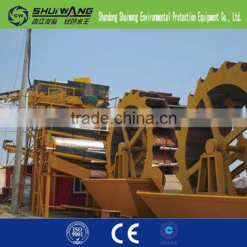 Sand Desalination Equipment/ Sand Washing Machine of Sand