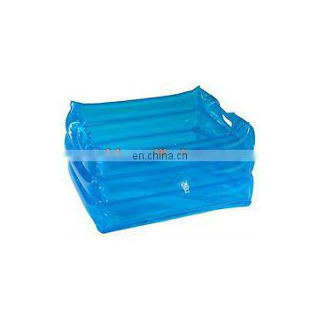 promotional inflatable square foot bath