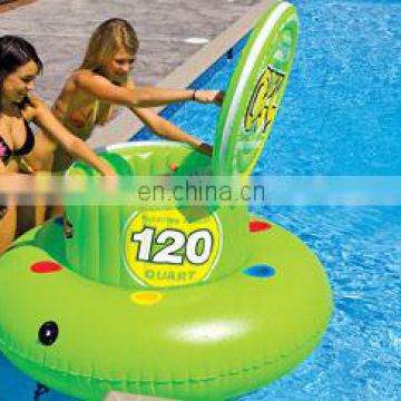 giant inflatabe pool floating cooler