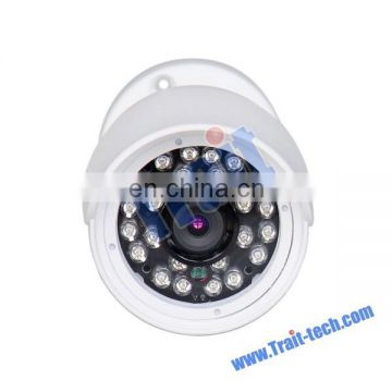 High Quality 2.0 Megapixel HD Network 10m Mini IR-Bullet IP Camera with Night Vision with Onvif POE