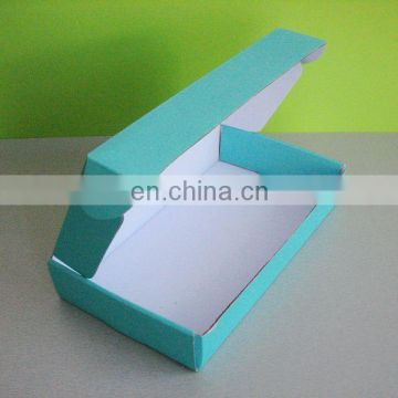 Customized Decorative and Eco Friendly clothing packaging box