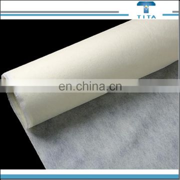 90c PVA embroidery backing paper,hot water soluble