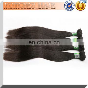 Fast Delivery Can Be Dyed Weave 7A Grade Pure Indian Remy Virgin Hair