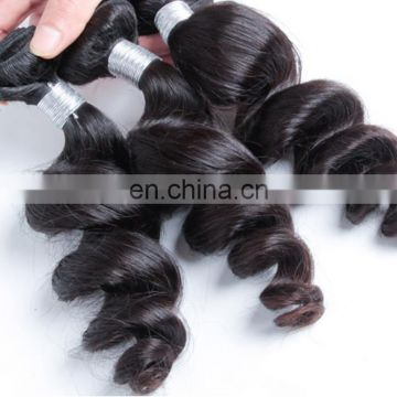 Quality loose wave chinese virgin hair bundles