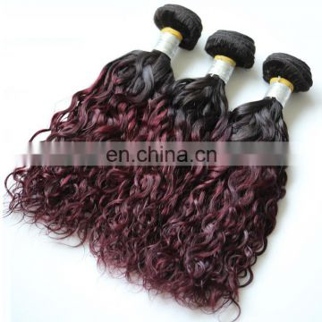 2016 new ombre remy crochet brazilian human hair extension factory wholesale crochet braids with human hair