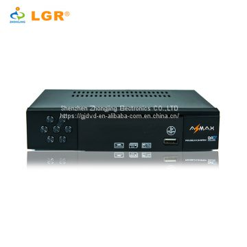 Factory Price Tripsky T1 1080P Full Hd Dvb T2 +Ott Satellite Receiver Set Top Box