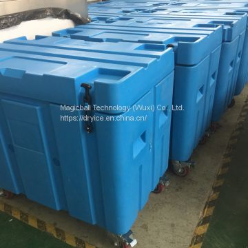 good price 320kg dry ice for dry ice box