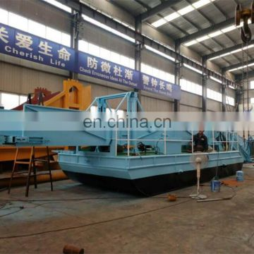Aquatic Weed harvester/ River Cleaning Boat /Garbage collecting ship for Sale