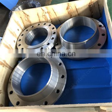 ASTM B649 F904L Threaded / Screwed Flanges