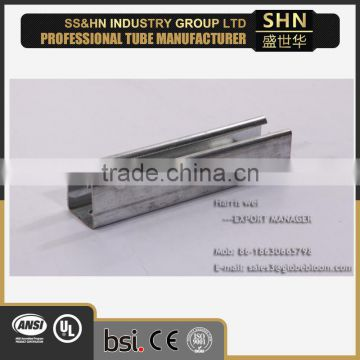 metal frame steel gi c channel singapore