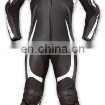 Leather Motorbike Racing Suit (L-S 025)