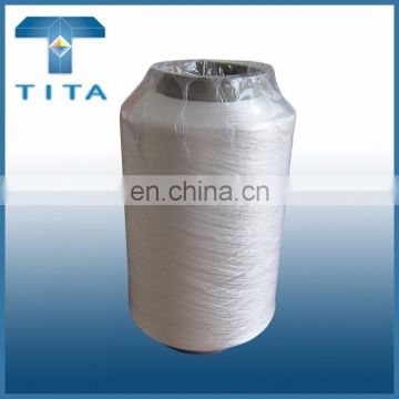 Manufacturer Semil Dull 75D/36F Twist Label Polyester DTY Yarn