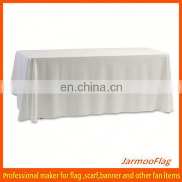 party plain white table covers