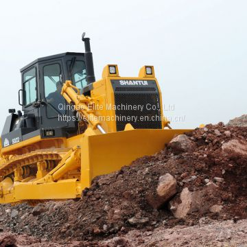 25 tons earth mover Shantui 220hp bulldozer SD22