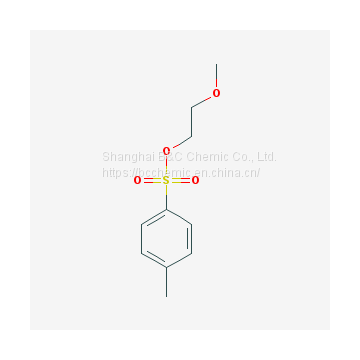 High purity of 2-Methoxyethyl p-toluenesulfonate(CAS17178-10-8)with best price and best service