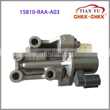 Spool Valve Solenoid Spool Valve OE numbers 15810-RAA-A03 for Japanese car