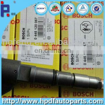 Dongfeng truck diesel spare parts fuel injector 0445120067