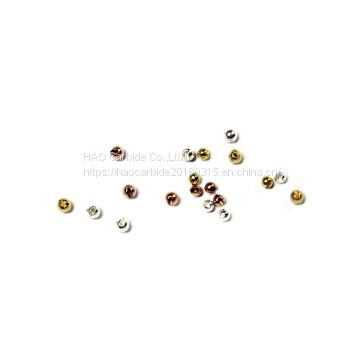 Wholesale price tungsten cyclopa  beads
