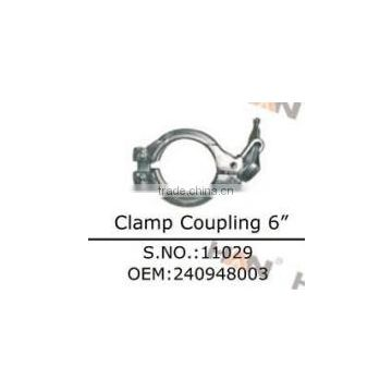 clamp coupling 6 OEM 240948003 Concrete Pump spare parts for Putzmeister  Schwing stetter Zoomlion