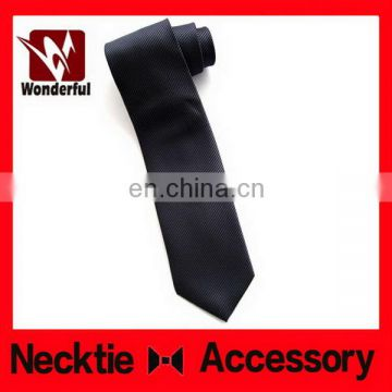 Bottom price Best-Selling skinny woven polyester necktie