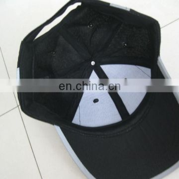 Adults Hi-vis Safety Cap in Roadway Safety