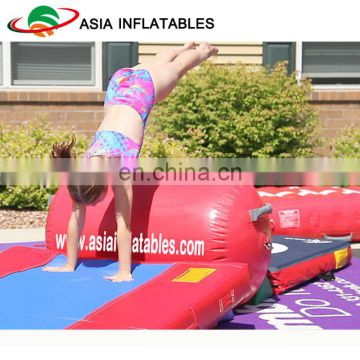 Gymnastics Training Equipment Inflatable Air Roll For Sale