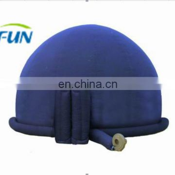 Large mystic inflatable planetarium dome for sale/ inflatable dome for planetarium/ inflatable planetarium tent