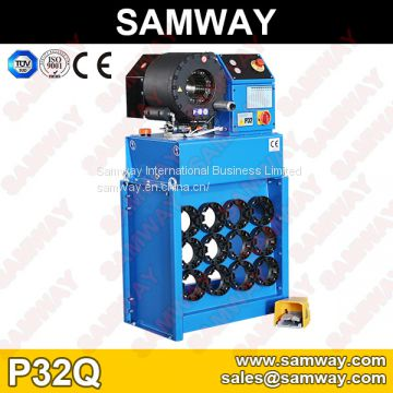 Samway P32Q Hydraulic Hose Crimping Machine