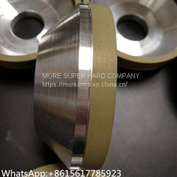 11A2 Dry grinding Diamond Saw Sharpening Wheels Dry grinding