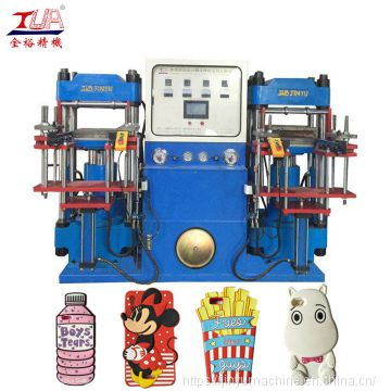 full automatic silicone phone case and mold making machine