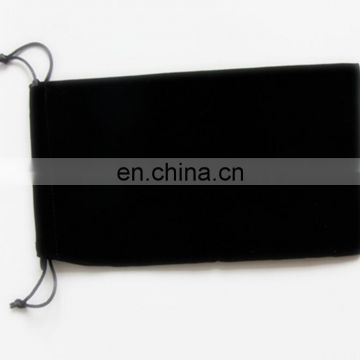 Wholesale neoprene drawstring phone pouch bag