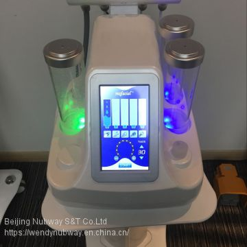 portable RF face lifting skin tightening diamond hydro dermabrasion machine