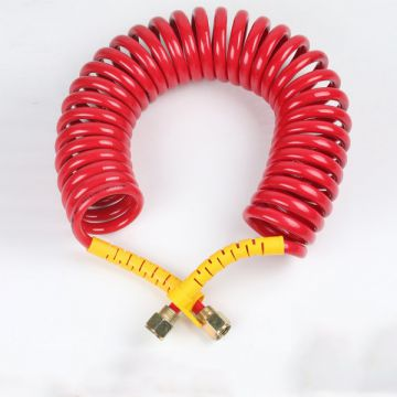 nylon tube D.O.T. air brake hose air brake coiled hose spring brake hose