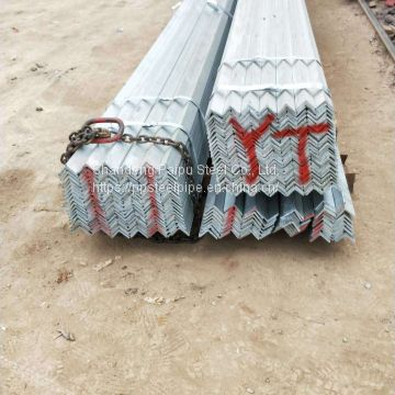 Perforated Steel Angle Rolled Heavy Duty Galvanized