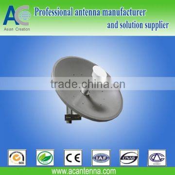 5150-5850MHz 36dBi 5 8GHz Wifi MIMO Dish Antenna of MIMO