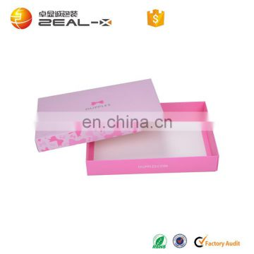 Economic Style Box Good Looking Clothing Dress Shipping Box A5 Size Gift Box