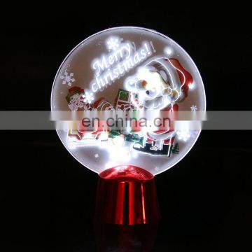 2016 Halloween flashing led stick custom logo led light stick for Halloween