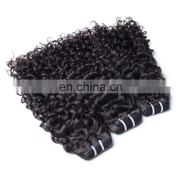 Alibaba China Wholesale supplier virgin Brazilian human brazilian human hair wet and wavy weave