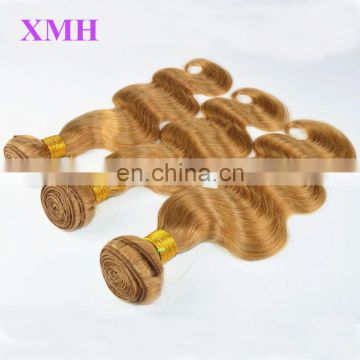 Wholesale best quality blonde hair extensions blonde human hair weave blonde hair bundles