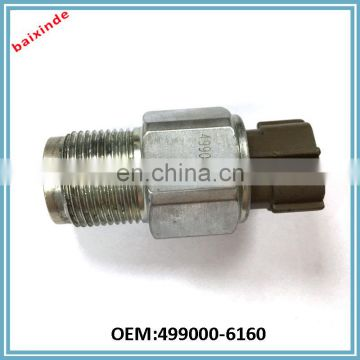Auto parts Rail fuel High Oil Pressure sensor SCV for OEM 499000-6160 4990006160