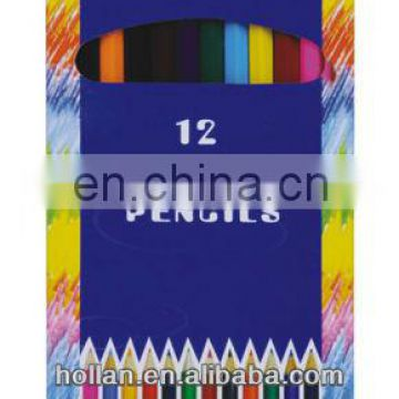 "7"" Color Pencil Set of 12"