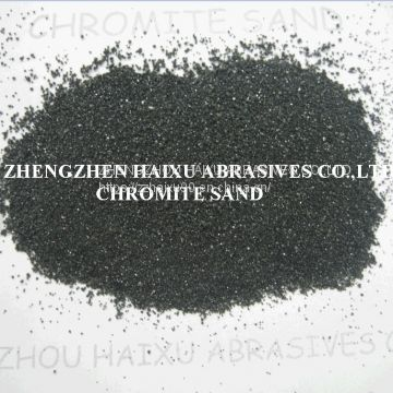Foundry Chromite Sand for moulding