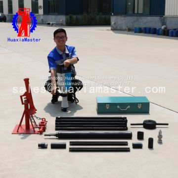 Rational design handiness electric soil sampling drill equipment  made in China for sale
