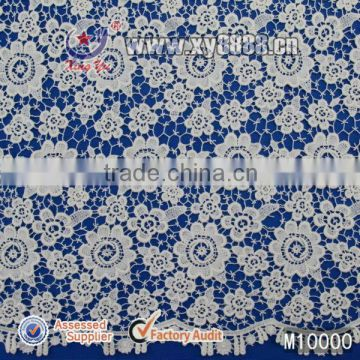 100% Cotton Manufacturer Wholesale African Lace