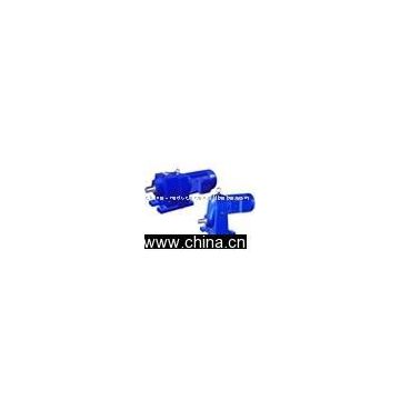 JR Series Hard Gear Face Belvel Wheel Gear Reducer