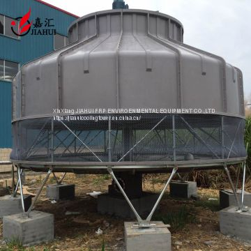JIAHUI FRP good cooling effect fiberglass 300 ton conuter flow cooling tower